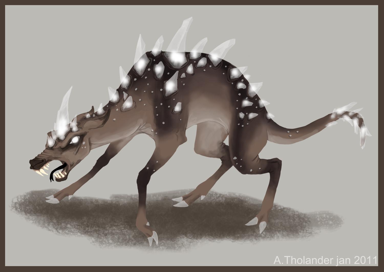 Crystal Deer