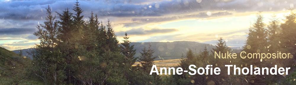 Anne-Sofie Tholander